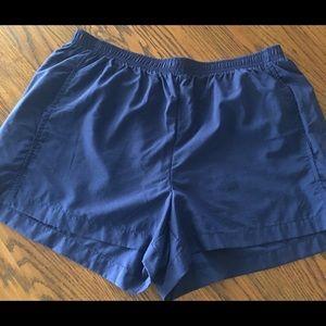 Athletic Works Navy Shorts. Large